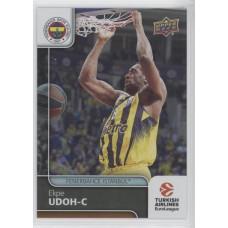 Коллекционная карточка 2016-17 Euroleague #29 EKPE UDOH (Fenerbahce Istanbul)