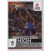 Коллекционная карточка 2016-17 Euroleague HR2 BRYANT DUNSTON (Anadolu Efes Istanbul)