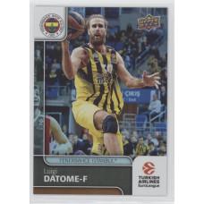 Коллекционная карточка 2016-17 Euroleague #27 LUIGI DATOME (Fenerbahce Istanbul)