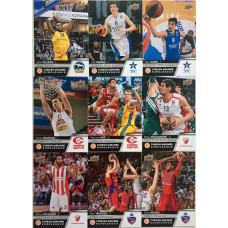 Комплекты карточек Баскетбол