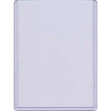 Топлодер для карточек (1 шт.) Ultra-Pro Regular Toploader (для тонких стандартных карт)