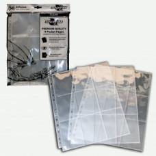 Листы для хранения карточек BLACKFIRE на 9 карманов (верхняя загрузка)
