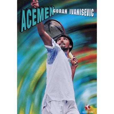 ГОРАН ИВАНИШЕВИЧ 1996 Intrepid BLITZ ATP Tour #37