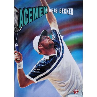 БОРИС БЕККЕР 1996 Intrepid BLITZ ATP Tour #39