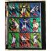 1 пакетик (7 карточек) по коллекции 1996 Intrepid BLITZ ATP Tour
