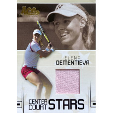 ЕЛЕНА ДЕМЕНТЬЕВА (джерси) 2006 Ace Authentic Center Court Stars