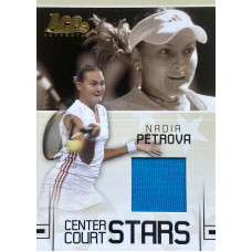 НАДЕЖДА ПЕТРОВА (джерси) 2006 Ace Authentic Center Court Stars