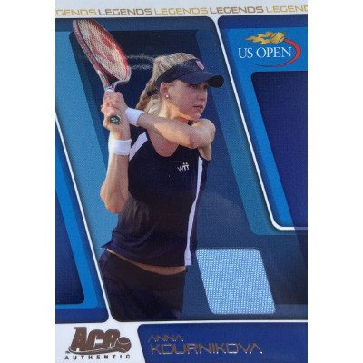 АННА КУРНИКОВА (джерси) 2008 Ace Authentic US Open