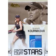 АННА КУРНИКОВА (джерси) 2006 Ace Authentic Center Court Stars