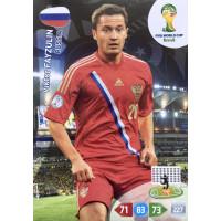 ВИКТОР ФАЙЗУЛИН (Россия) Panini Adrenalyn XL World Cup 2014