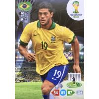 ХАЛК (Бразилия) Panini Adrenalyn XL World Cup 2014