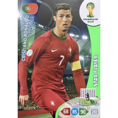 КРИШТИАНУ РОНАЛДУ (Португалия) Panini Adrenalyn XL World Cup 2014