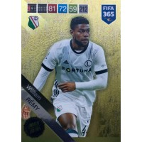 УИЛЬЯМ РЕМИ (Легия) 2019 Panini FIFA 365 Adrenalyn XL. Limited Edition