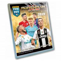 Альбом (биндер) для карточек по коллекции 2019 Panini FIFA 365 Adrenalyn XL