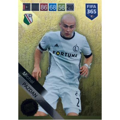 МИХАЛ ПАЗДАН (Легия) 2019 Panini FIFA 365 Adrenalyn XL. Limited Edition