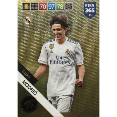 ЛУКА МОДРИЧ (Реал Мадрид) 2019 Panini FIFA 365 Adrenalyn XL. Limited Edition XXL