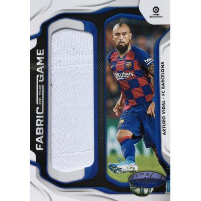 АРТУРО ВИДАЛЬ (Барселона) 2019-20 Panini Chronicles Certified Soccer (джерси)