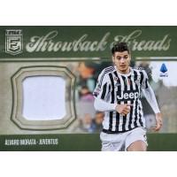 АЛЬВАРО МОРАТА (Ювентус) 2019-20 Panini Chronicles Elite Soccer (джерси)