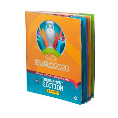 Альбом для наклеек Panini UEFA Euro 2020 Tournament Edition