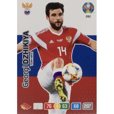 ГЕОРГИЙ ДЖИКИЯ (Россия) Panini Adrenalyn XL Euro 2020