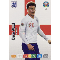 ДЕЛЕ АЛЛИ (Англия) Panini Adrenalyn XL Euro 2020