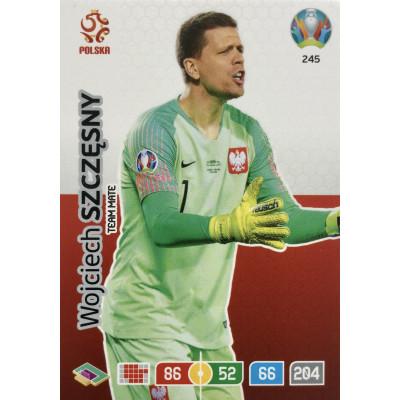 ВОЙЦЕХ ЩЕНСНЫЙ (Польша) Panini Adrenalyn XL Euro 2020
