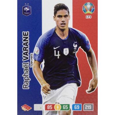 РАФАЭЛЬ ВАРАН (Франция) Panini Adrenalyn XL Euro 2020