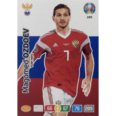 МАГОМЕД ОЗДОЕВ (Россия) Panini Adrenalyn XL Euro 2020