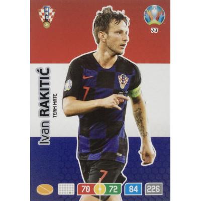 ИВАН РАКИТИЧ (Хорватия) Panini Adrenalyn XL Euro 2020