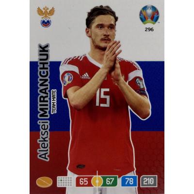 АЛЕКСЕЙ МИРАНЧУК (Россия) Panini Adrenalyn XL Euro 2020