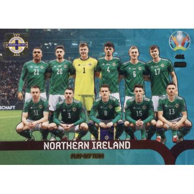СЕВЕРНАЯ ИРЛАНДИЯ Panini Adrenalyn XL Euro 2020 Play-Off Team