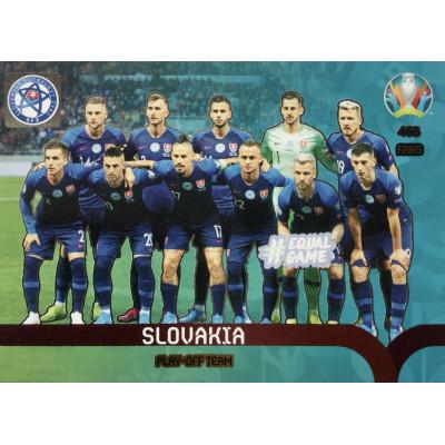 СЛОВАКИЯ Panini Adrenalyn XL Euro 2020 Play-Off Team