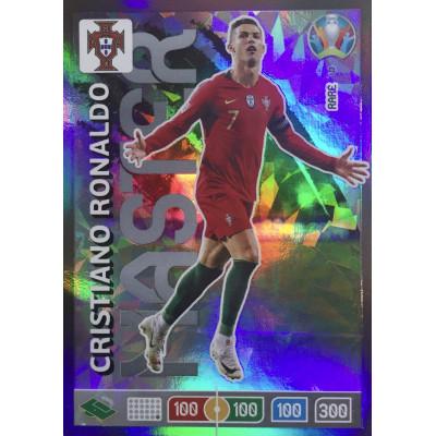 КРИШТИАНУ РОНАЛДУ (Португалия) Panini Adrenalyn XL Euro 2020 Rare Master