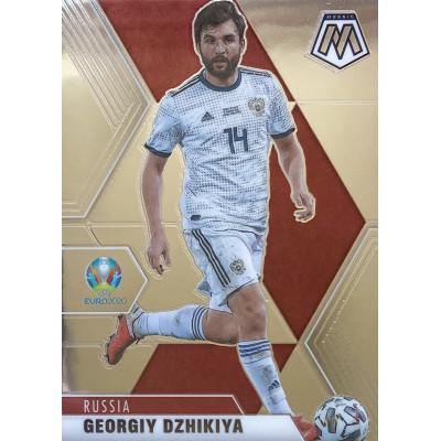 ГЕОРГИЙ ДЖИКИЯ (Россия) 2021 Panini Mosaic UEFA Euro 2020