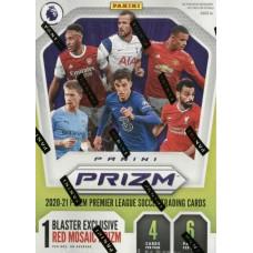 1 блок (6 пакетиков) по коллекции PANINI Английская Премьер Лига 2020-2021. Prizm. BLASTER BOX