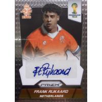ФРАНК РАЙКАРД (Нидерланды) 2014 Panini Prizm FIFA World Cup Brazil (автограф)