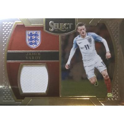 ДЖЕЙМИ ВАРДИ (Англия) 2016-17 Panini Select Soccer (джерси)