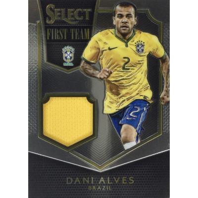 ДАНИ АЛВЕС (Бразилия) 2015-16 Panini Select First Team