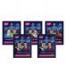 1 пакетик с наклейками (5 шт. в каждом) 2019-20 Topps UEFA Champions League