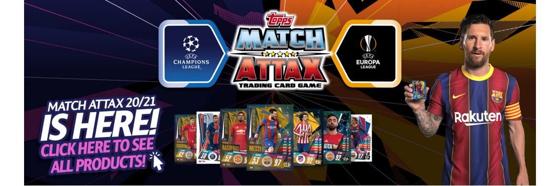 Match Attax 2020-21