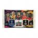10 пакетиков (по 6 карточек в каждом) по коллекции 2020-21 Topps Match Attax UEFA Champions League