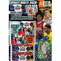 Комплект UPDATE MULTI-PACK 3-4 по коллекции 2020-21 Topps Match Attax UEFA Champions League