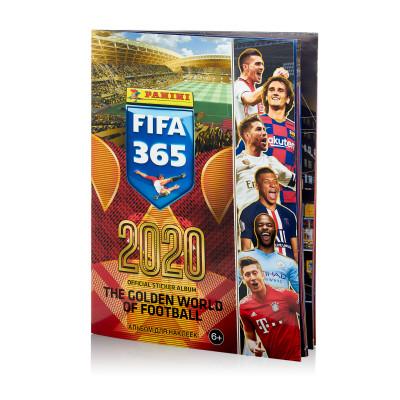 Альбом для наклеек по коллекции 2019-20 Panini FIFA 365