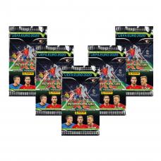 Блоки и пакетики карточек Футбол