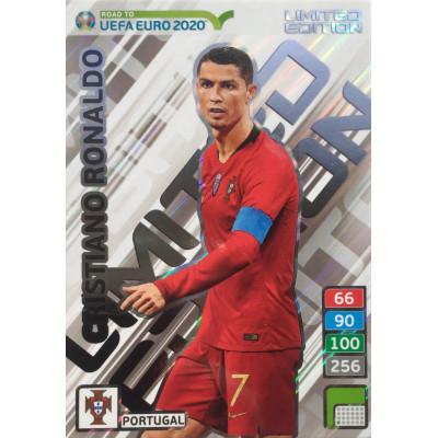 КРИШТИАНУ РОНАЛДУ (Португалия) Panini Road to UEFA EURO 2020. Limited Edition XXL