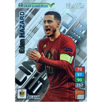 ЭДЕН АЗАР (Бельгия) Panini Road to UEFA EURO 2020. Limited Edition