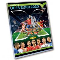 Альбом (биндер) для карточек по коллекции Panini Road to Euro 2020 Adrenalyn XL
