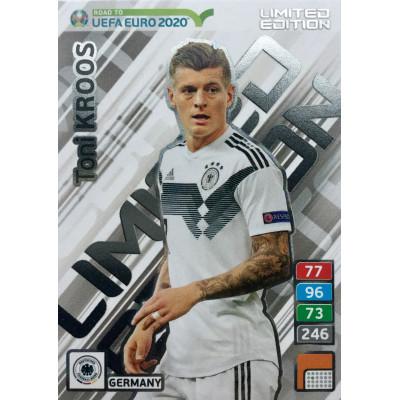 ТОНИ КРООС (Германия) Panini Road to UEFA EURO 2020 Limited Edition