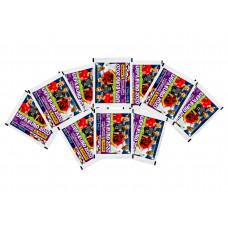 10 пакетиков с наклейками (5 шт. в каждом) Panini Road to Euro 2020