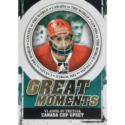 ВЛАДИСЛАВ ТРЕТЬЯК (СССР) 2011 ITG Canada vs The World Great Moments